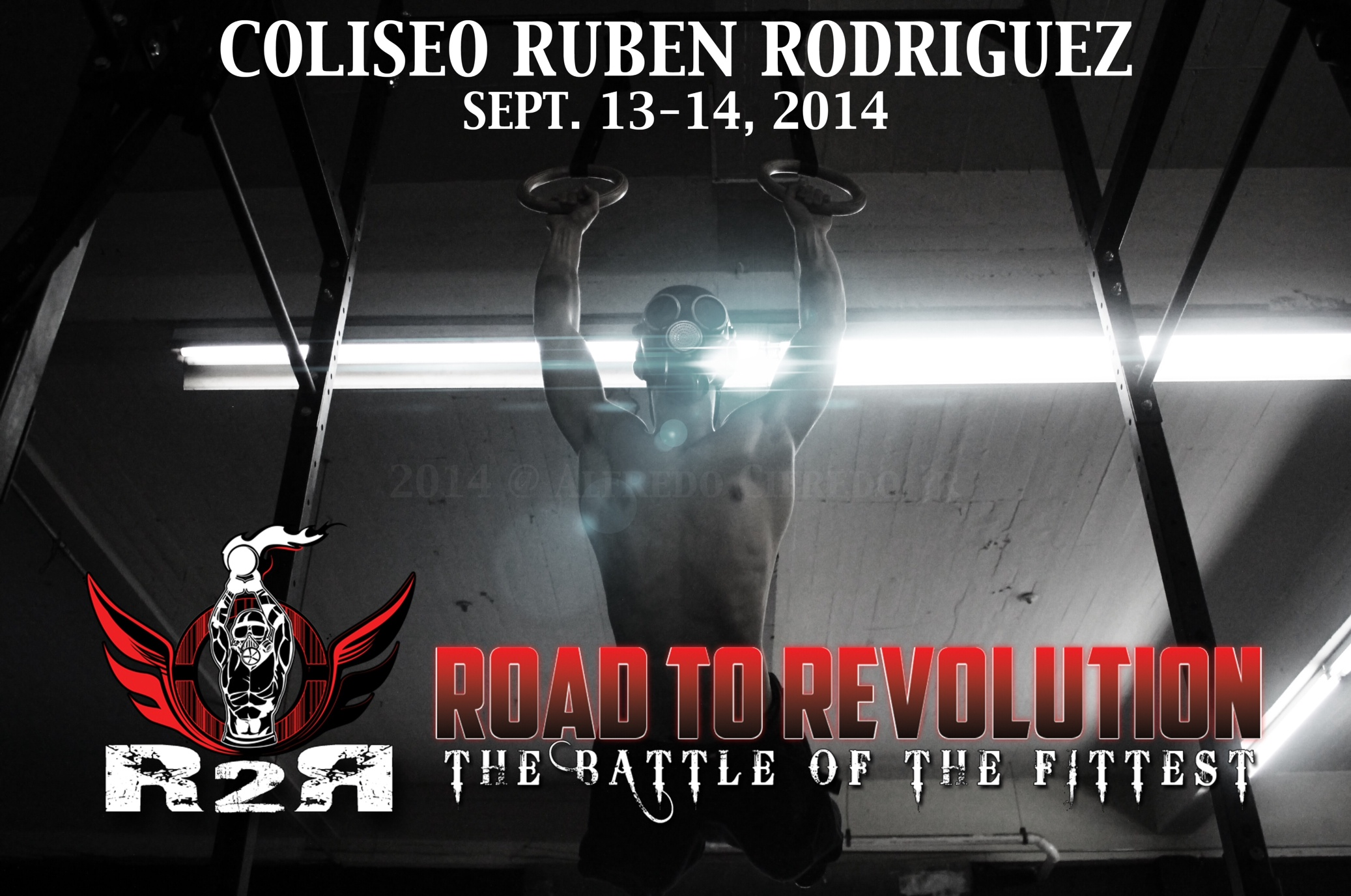 road to reveolution puerto rico