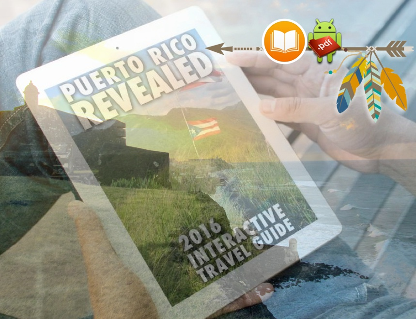 Puerto Rico Revealed- Download Book Below
